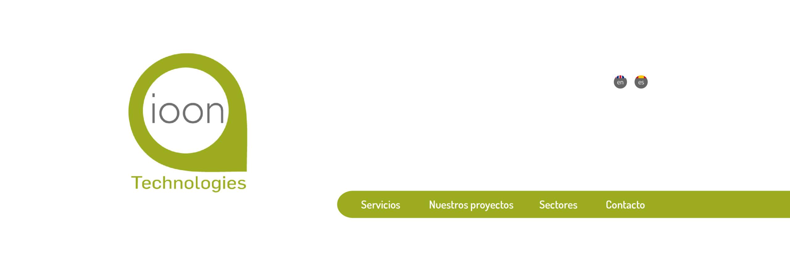 menu ioon technologies | Borja Echevarria