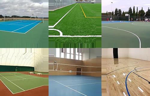Round Robin sports Pavimentos | Borja Echevarria