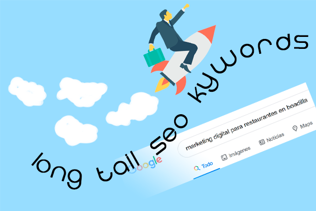 keyword long tail thumbnail | borja echevarria